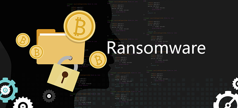 Ransomware lock bitcoin