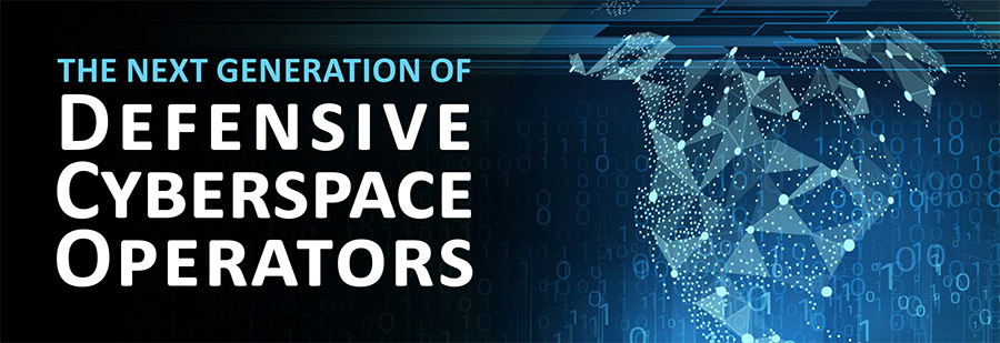Defensive Cyberspace Operations