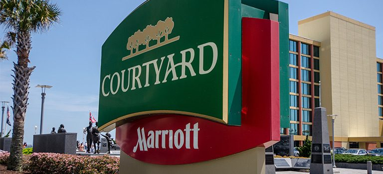 Hospitality Breach picture of Courtyard Marriott