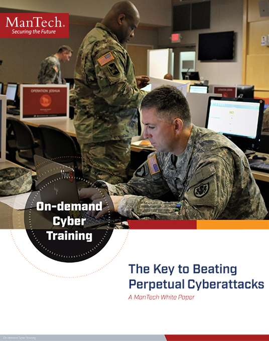 ManTech On-demand Cyber Training