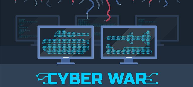 Cyber Warfare Computer Screens showing tanks and planes