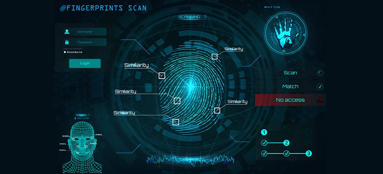 Biometric Technology Abstract