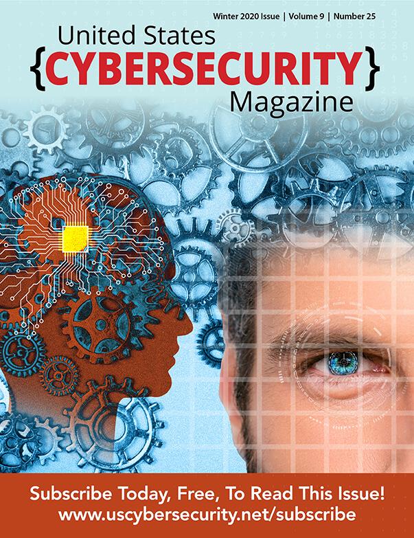 Winter 2020 Magazine Issue Cover