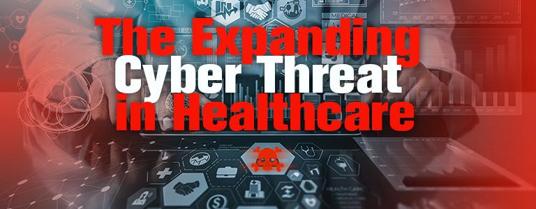 Cyber-threat-healthcare