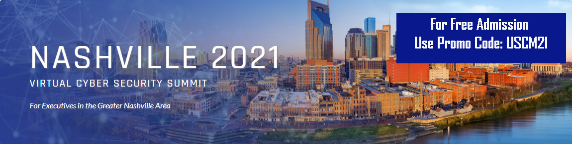Nashville 2021 Cyber Security Summit