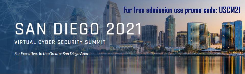 San Diego 2021Cyber Security Summit