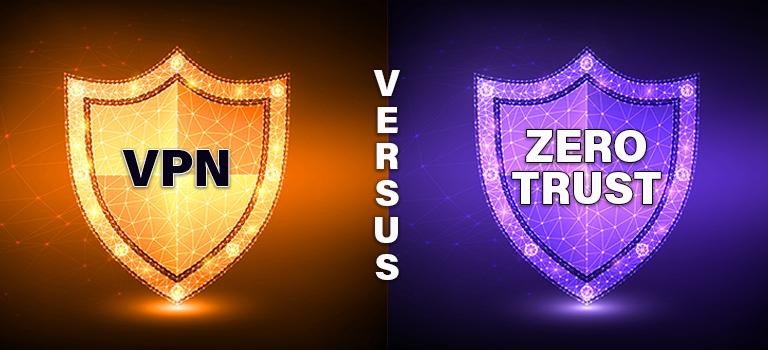 VPN vs Zero-Trust Network Access