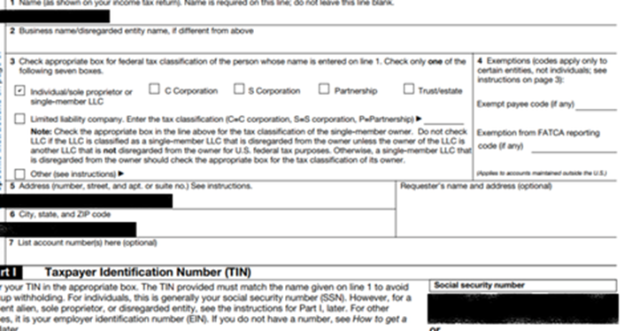 Clop Group Leaked Tax Form