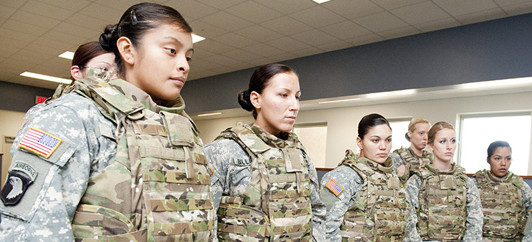 Address the Gender Diversity Challenge in Cybersecurity - Hire Female Veterans
