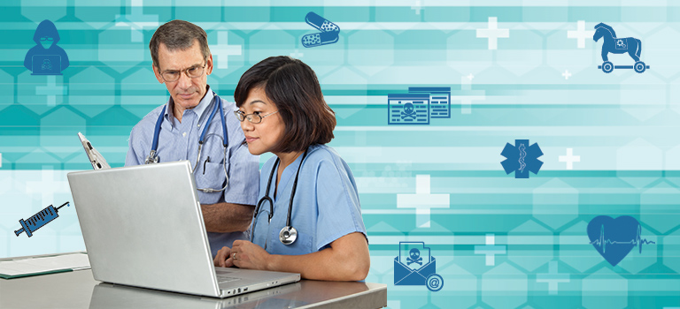 Cyber Nurses- How Healthcare Workers Can Prevent Another Type of Infection