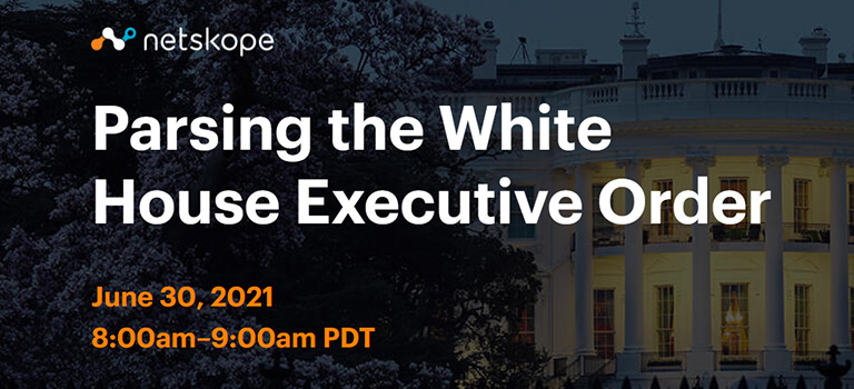 Parsing the White House Executive Order