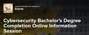 Georg Washington University Event-Bachelors