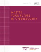VT-MIT Whitepaper - Security Career